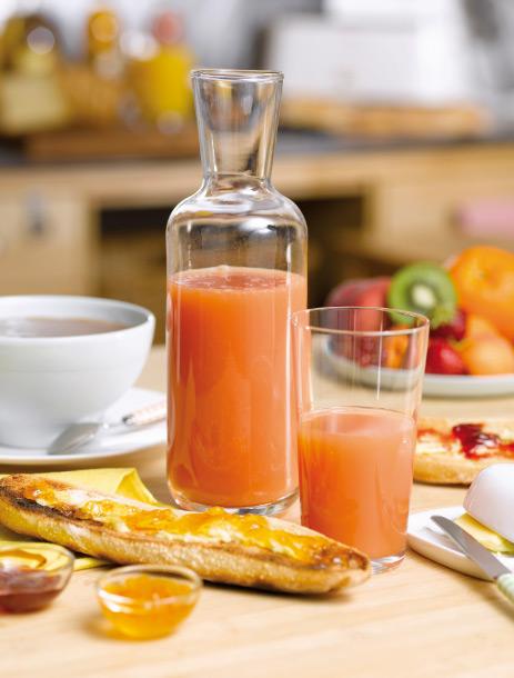 jus de fruits le secret d'un petit-déjeuner réussi