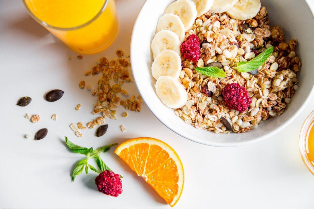 petit-déjeuner vegan