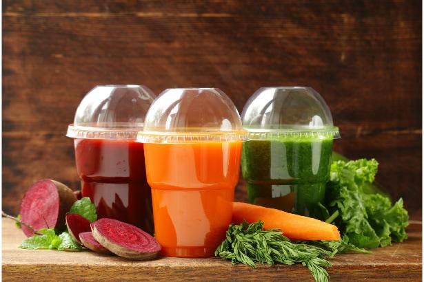 smoothies de légumes